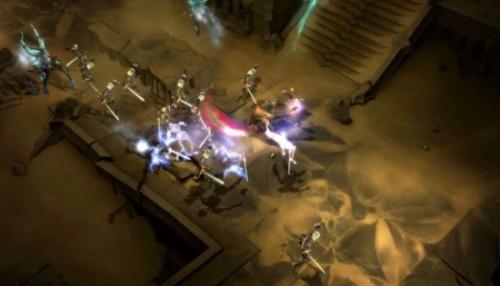 Diablo 3 Barbarian screenshot