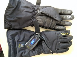 Volt Tatra electric gloves